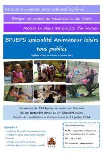 acaf-affiche-bpjeps-ltp-20-21 v010720